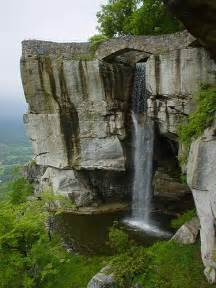 High Falls (Rock City, Lookout Mt GA) | the top of the rock ...