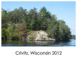 Crivitz Wisconsin and the High Falls Flowage by T Lederman (Calendar ...